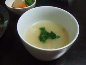 冬瓜のすり流しスープ