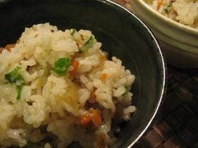 ♪節約♪大根皮の混ぜご飯&ちらし寿司の素