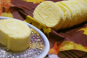 絹の口溶けマーガリンロールケーキ