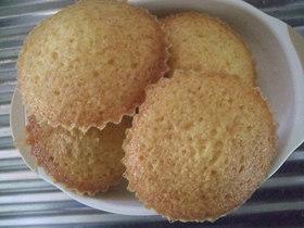 ヘラ1つ、ボウル1つで作れるカップケーキ