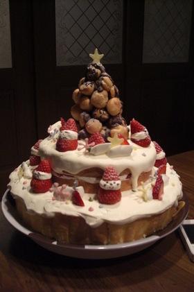 *☆*クリスマスケーキ2008*☆*