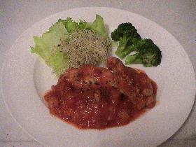 ☆簡単☆鶏肉のトマト煮