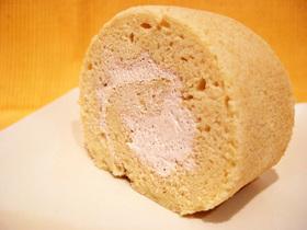 ふわもち豆腐ロールケーキ★きなこクリーム