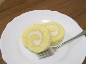"""しっとり♪もっちり♪""""和""""ロールケーキ"""
