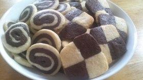 簡単♪アイスボックスクッキー