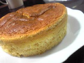簡単☆スフレチーズケーキ