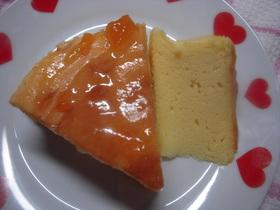 18㎝丸型(スフレチーズケーキ)