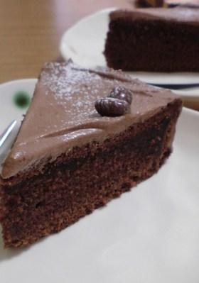 ご家庭用アメリカンチョコレートケーキ