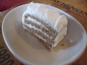 ミルクティーケーキ