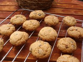 ホットケーキミックスで★香ばしいクッキー
