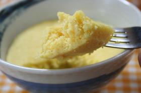 大豆粉で作るダイエットスポンジケーキ