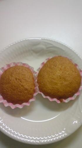 ホットケーキミックスで♪簡単マドレーヌ☆