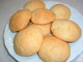 ◇ホットケーキミックスで甘食パン◇