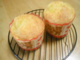 かんたん!りんごのカップケーキ★
