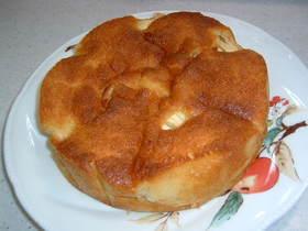 ◇ホットケーキミックスでアップルケーキ◇