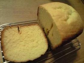 ホームベーカリーdeジャムパウンドケーキ