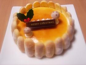 チーズスフレ☆2009クリスマス