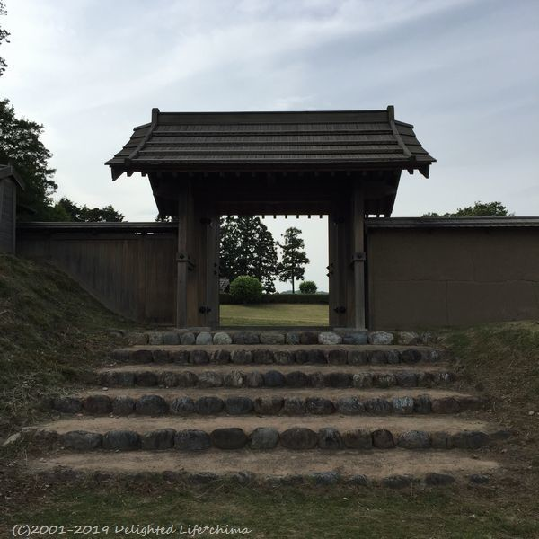 鉢形城~歴史館でお城スタンプ&マンホールカード【寄居町】 , Delighted Life