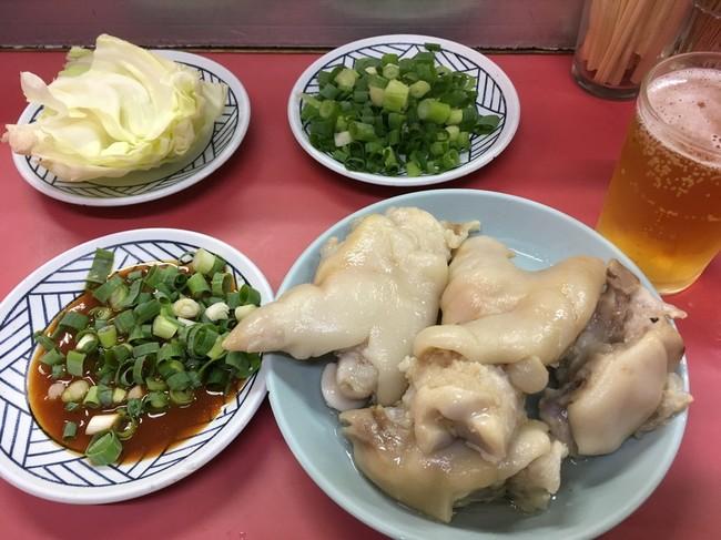 豚足のかどや! @難波 , クッキングSパパのキッチン
