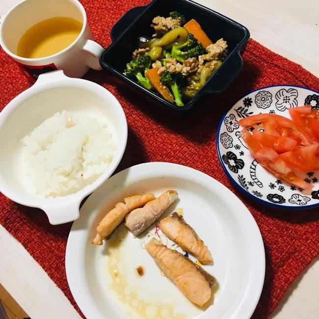 晩 ご飯 メニュー