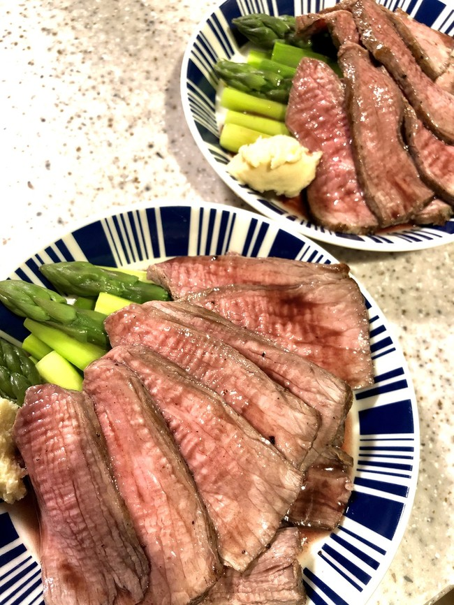 の 志麻 ローストビーフ さん レシピ 往復食簡:笠原将弘さんのレシピ「和風ローストビーフ」 肉はじっくり火を通し