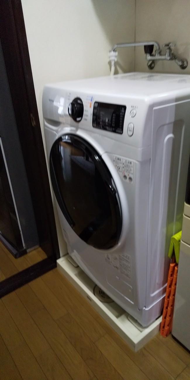 オオヤマ 機 アイリス 洗濯