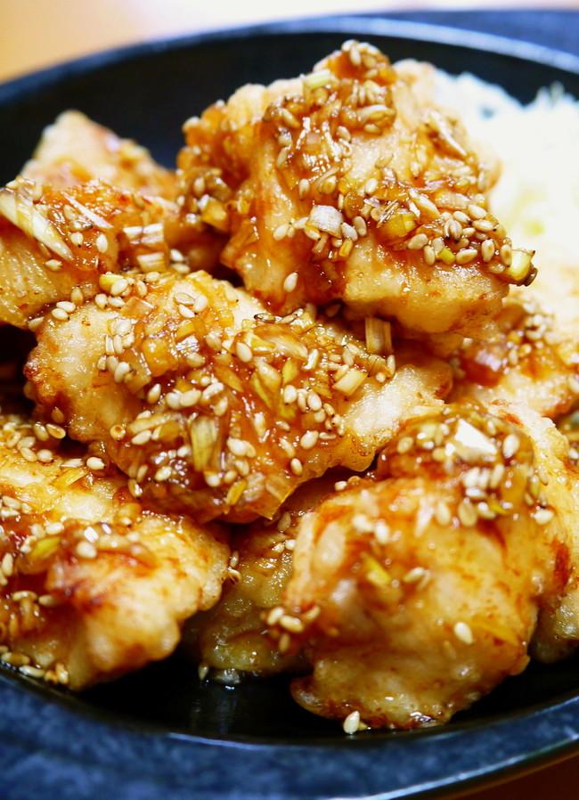 運動会のお弁当に♪超柔らか鶏むね肉油淋鶏。話題入り☆感謝です♪