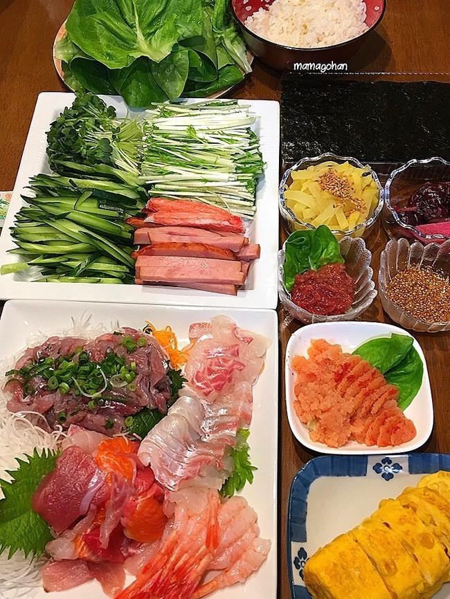 巻き 卵焼き 手 寿司