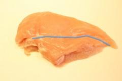 肉 鶏 方 胸 切り