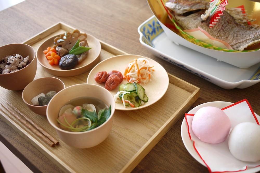 イラスト お魚 イラスト : 赤ちゃんのお食い初めメニュー ...