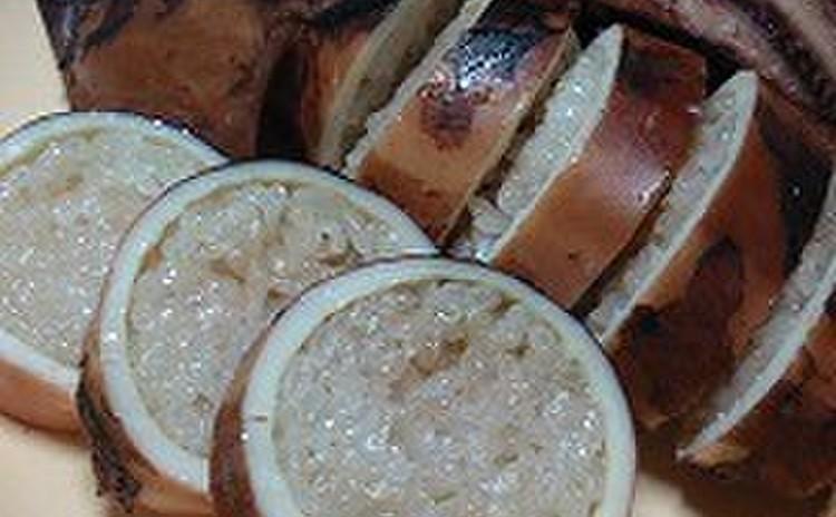 旬のイカでつくるイカ飯と秋野菜で楽しむおウチごはん