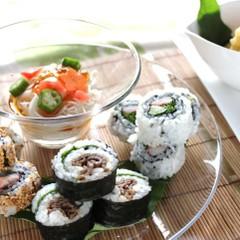 【親子レッスン】美味しいすし飯の作り方を覚えて、寿司名人になりましょ♪