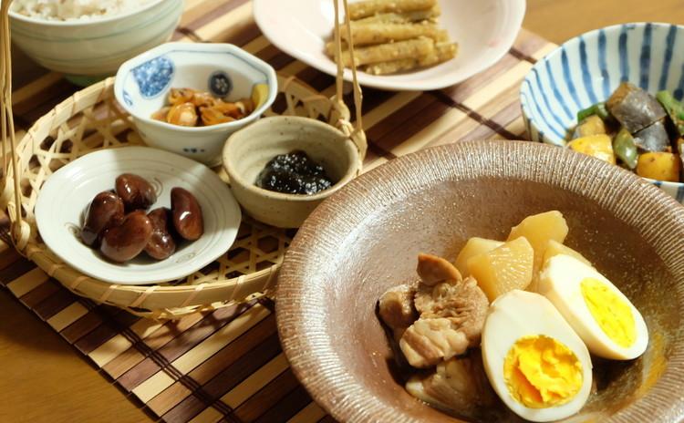 和食の基本「煮る」集中レッスン!「角煮」「酢煮」「煮豆」「佃煮」など