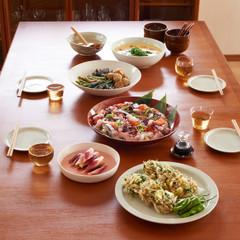 ごちそうちらし寿司がメイン みんなが集まるときに作りたい家庭料理