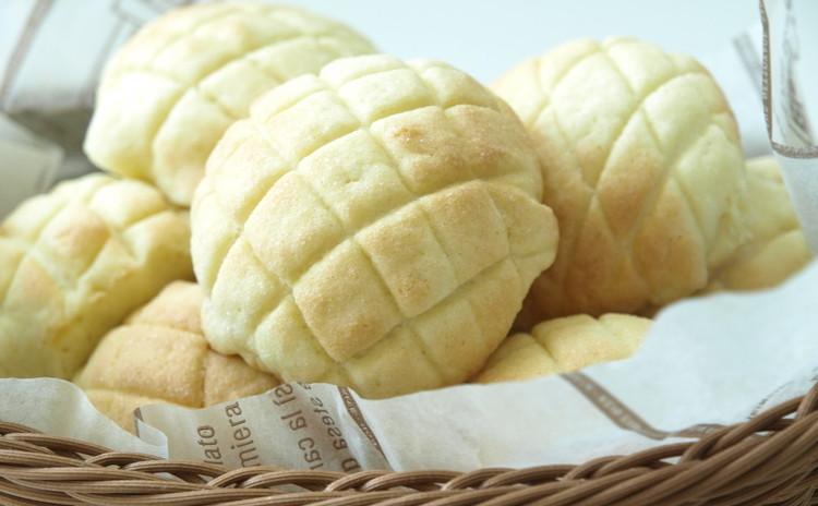 親子レッスン!みんな大好きメロンパン!小麦粉の性質もちょっと学ぼう♪