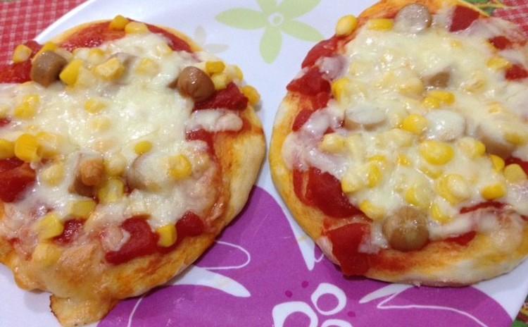 【夏休み特別親子レッスン】ピザ&ころころクッキー