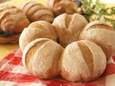 料理レッスン写真 - ホシノ天然酵母で簡単サワー種作り♪ライ麦パン&チーズ入りライ麦クッペ