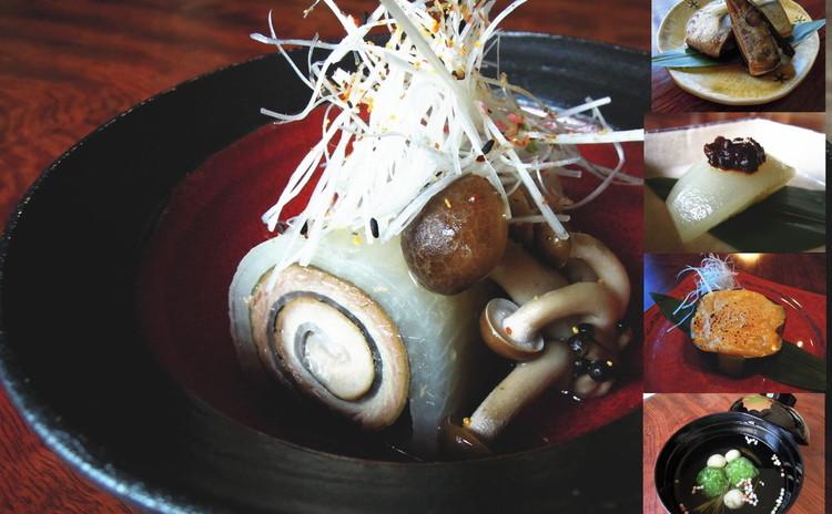 秋刀魚の煮物・茄子の田楽・タタキオクラなど 秋の味覚を楽しむ料理たち