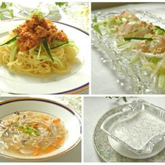 お家で美味しいジャージャー麺と酸辣湯を作りましょ♬