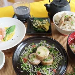 深まる秋は家族が喜ぶ和食薬膳で、毎日のごはんをワンランクアップ♡