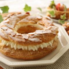 キャラメルマンゴーのパリ☆ブレストとポップシュガーが可愛いシュケット♪