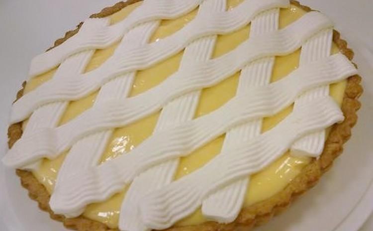 [初心者さん向け]爽やかレモンクリームパイ&夏野菜のドライカレーランチ