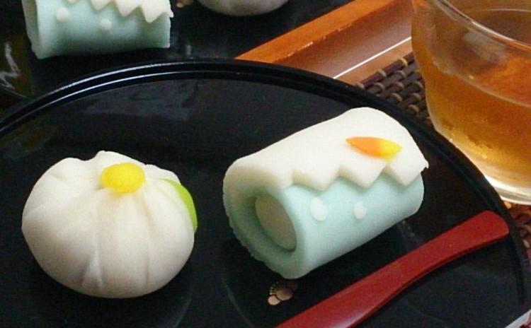 ~和菓子・練り切り~絞りとぼかしを覚えて「夏の思い出・白菊」を作ろう!