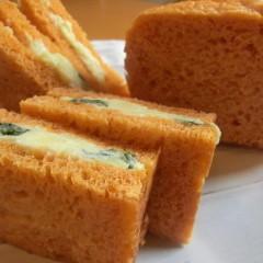 天然酵母DEトマトブレッドサンド&プチシュークリーム