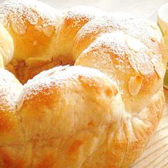 【天然酵母】ふわふわの天使のちぎりパン♡持ち帰り生地付き