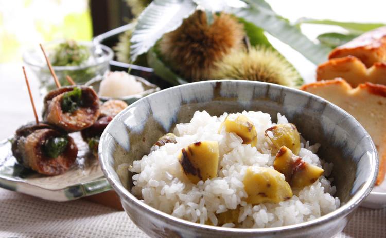 秋の手仕事、生栗と秋刀魚に挑戦!頑張った分必ず美味しい栗ご飯&竜田揚げ