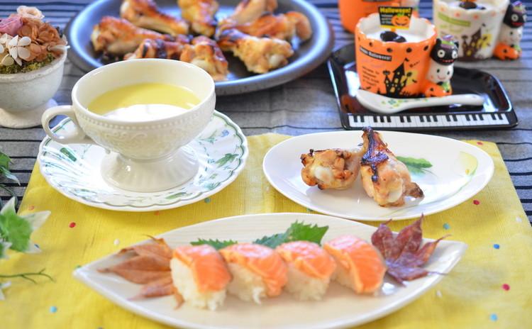 手作り塩麹を使いこなそう!ふっくらご飯・南瓜スープ・手羽元グリル☆