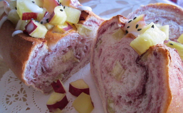 秋はやっぱり、サツマイモ!甘くて美味しい!ゴロゴロスィートポテト