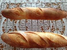 料理レッスン写真 - あなたは国産小麦派? リスドォル派? バタール 作り比べて食べ比べ!