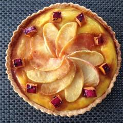 [初心者さん向け]りんごとおいものタルト&秋のおもてなしランチプレート